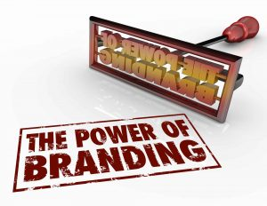 The power of branding stamp