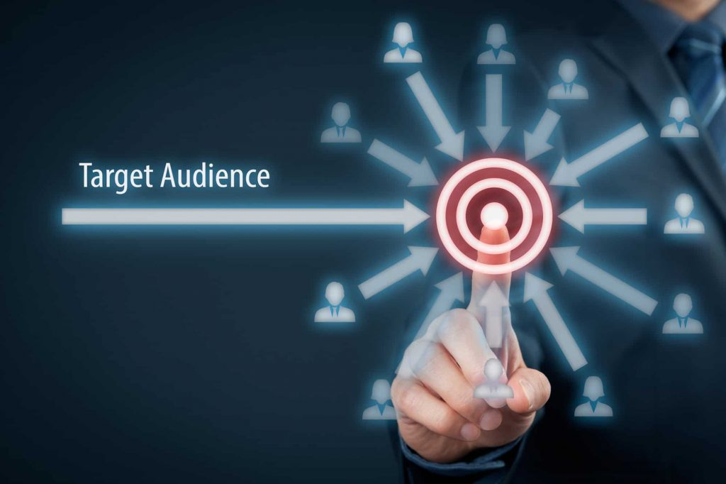Focusing on a target audience and niching down